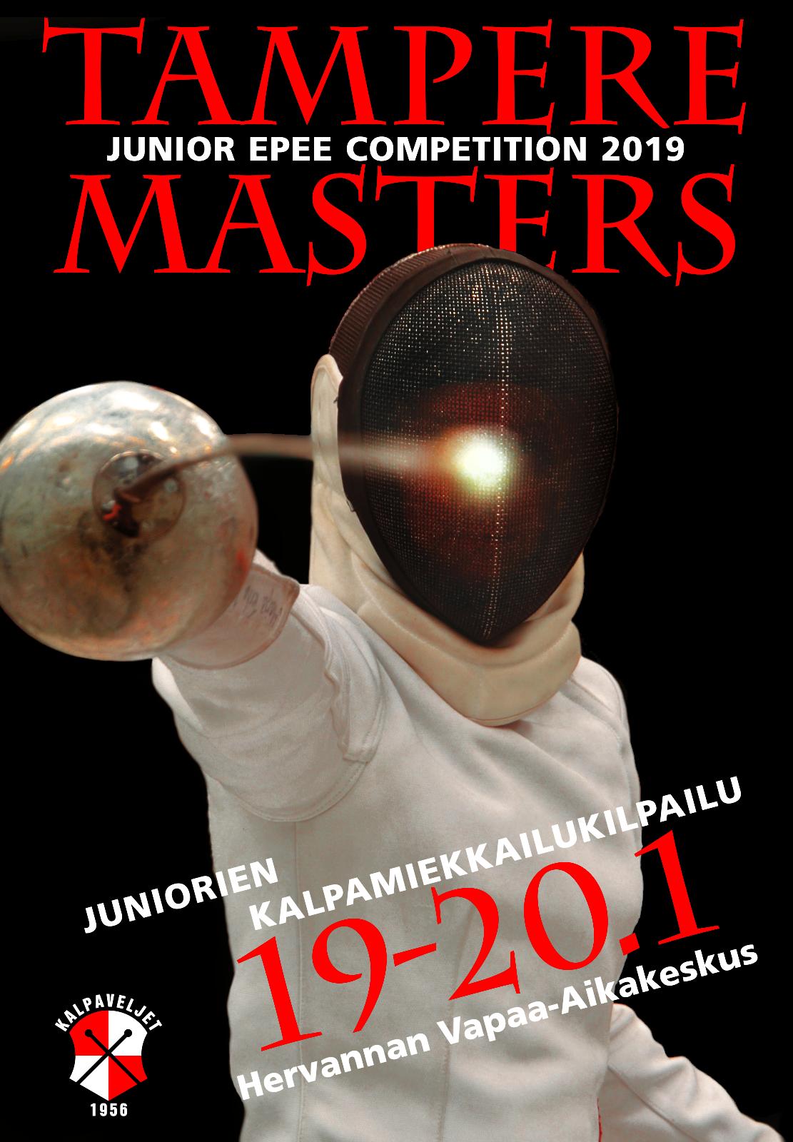masters 2019 juliste